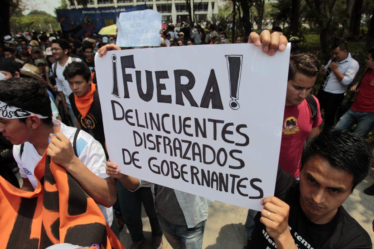 Corte Suprema aprueba antejuicio contra vicepresidenta de Guatemala