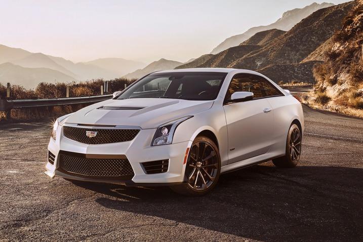 Cadillac mostró el nuevo ATS-V del 2016