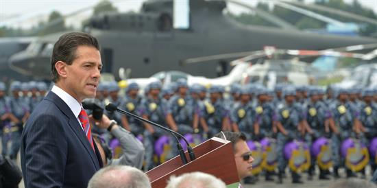 Peña Nieto, el presidente latinoamericano más seguido en Twitter