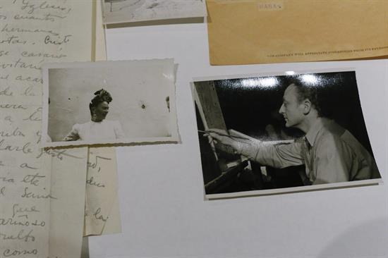 Subastan cartas de amor de Frida Kahlo por $137 mil