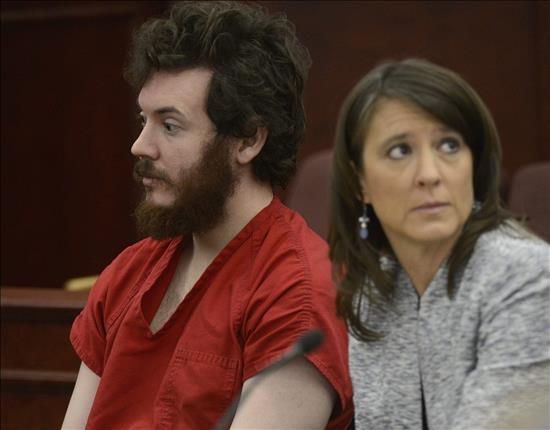Salud mental de James Holmes centra juicio por masacre en Colorado