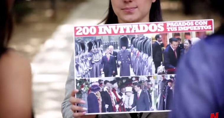 WSJ: Bajar spots que critican a Peña revive temor de libertad de expresión