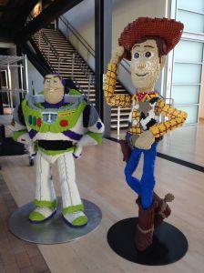 Entramos al mundo de Pixar