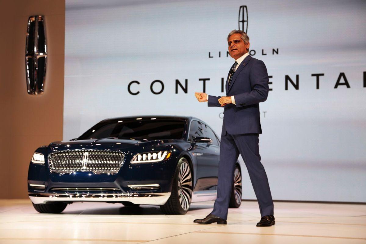 Lincoln y sus 3 novedades en el Auto Show de Shanghai