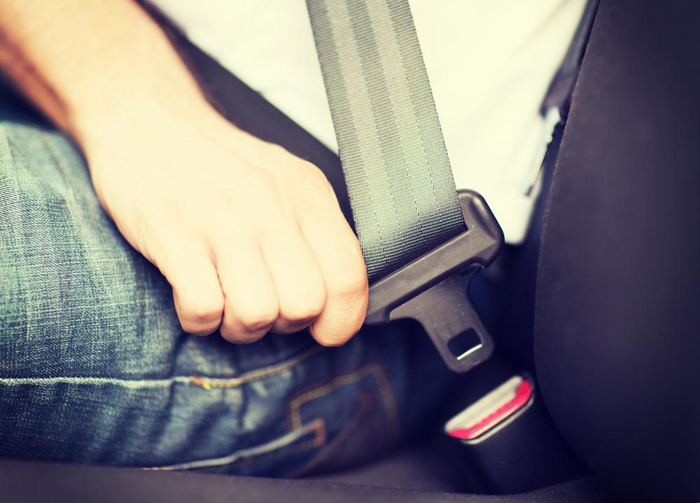 Todos los ocupantes de un auto deberán usar cinturón de seguridad en Nueva York