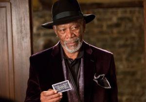 Morgan Freeman consume marihuana hasta en la sopa