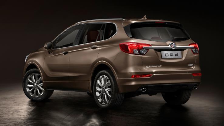 Buick hecho en China para venderse en EEUU, ¿será?
