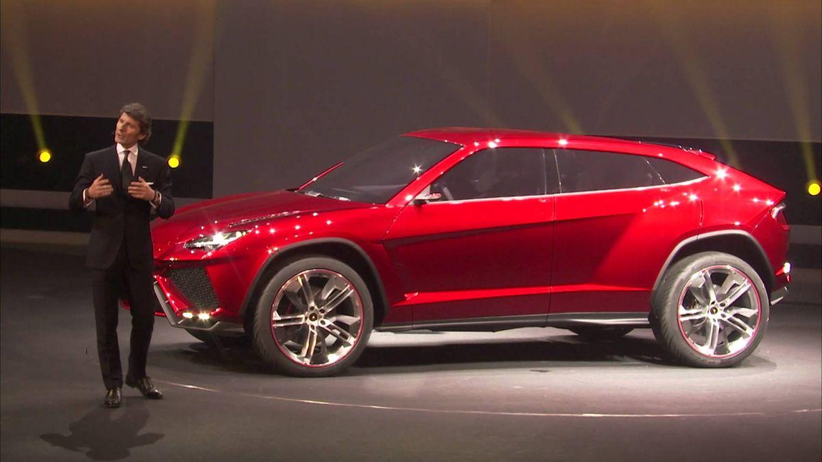 Lamborghini también tendría su SUV