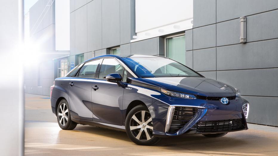 Toyota y Mazda amplían su alianza ecológica