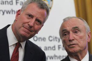 """""""Nueva York es un desastre y se pondrá mucho peor"""": ex comisionado policial Bill Bratton culpa a políticos por """"virus delictivo"""""""