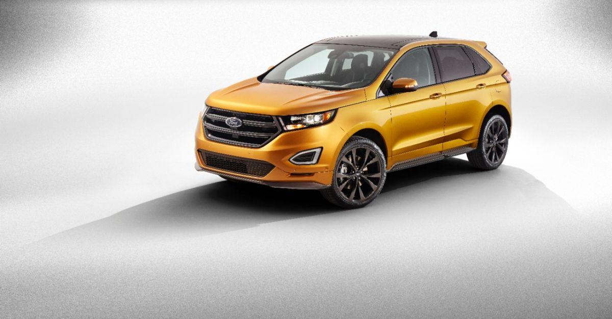 El nuevo Ford Edge es súper seguro