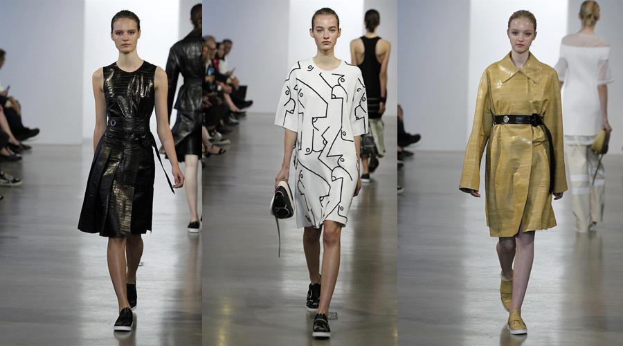 Calvin Klein y su cómoda colección crucero 2016
