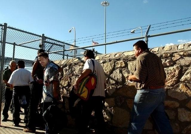 México superará a EEUU en detención de inmigrantes
