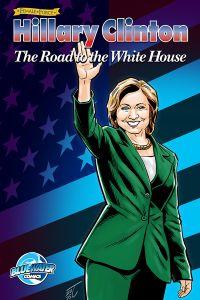 Fiebre electoral llega a libro de historietas sobre candidatura de Hillary Clinton