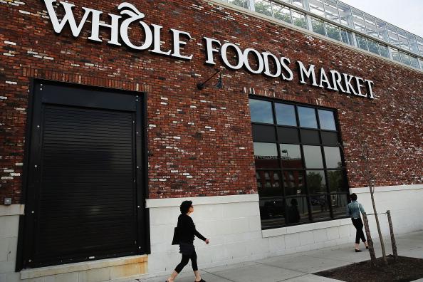 Whole Foods en Brooklyn, NYC