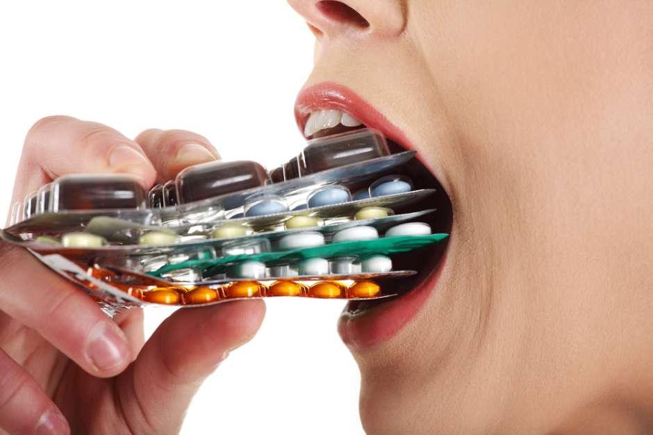 ¿Por qué los antibióticos te dan una infección por hongos?