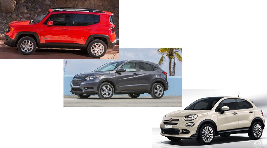 Los SUVs subcompactos son la nueva tendencia automotriz