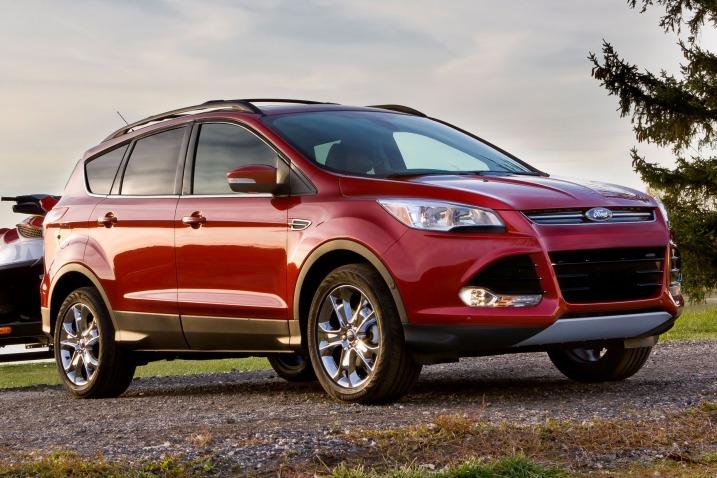El Ford Escape es, tristemente, el favorito de los delincuentes.