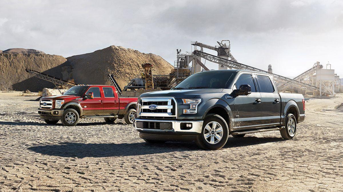 Los conductores más satisfechos tienen una Ford F-150 o una Super Duty