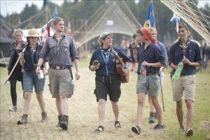 Los Boy Scouts prevén eliminar su veto a monitores homosexuales