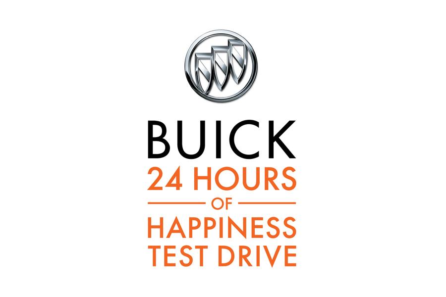 Buick ofrece una prueba de manejo llena de felicidad