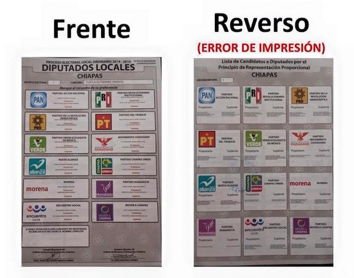 Retrasos, acarreo, compra de votos… y boletas dobles en Chiapas