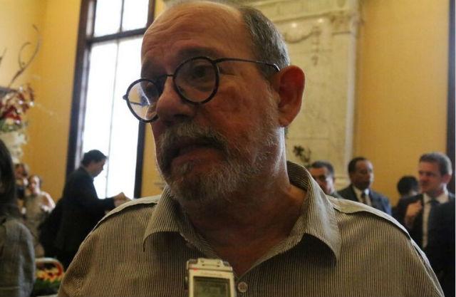 Habla sobre restablecimiento de las relaciones  diplomáticas Cuba-EEUU.