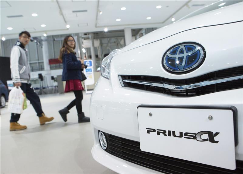 Toyota recobra el liderazgo mundial
