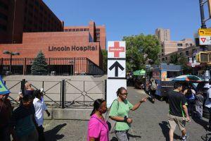 La lucha para salvar los hospitales públicos