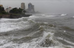 Se forma Danny, el primer huracán de la temporada en la cuenca atlántica