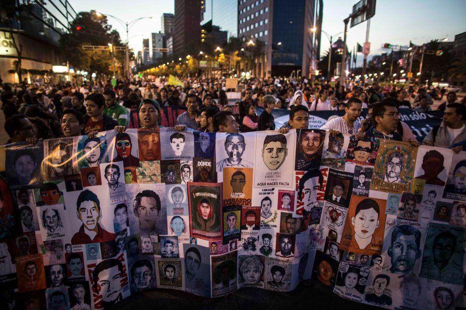 CIDH rechazan entrevista escrita a militares por caso Iguala