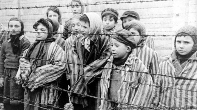 Sobreviviente del holocausto se reúne con sobrino del doctor que salvó su vida en Auschwitz