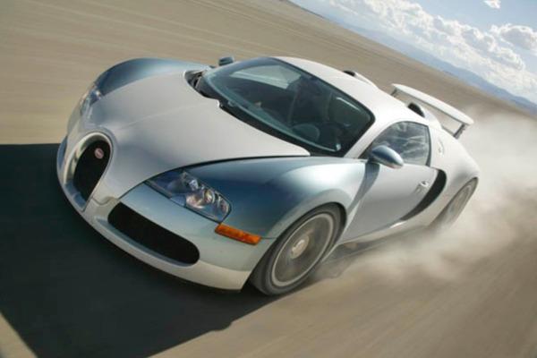 El nuevo Bugatti que llegaría a 60 mph en 2 segundos