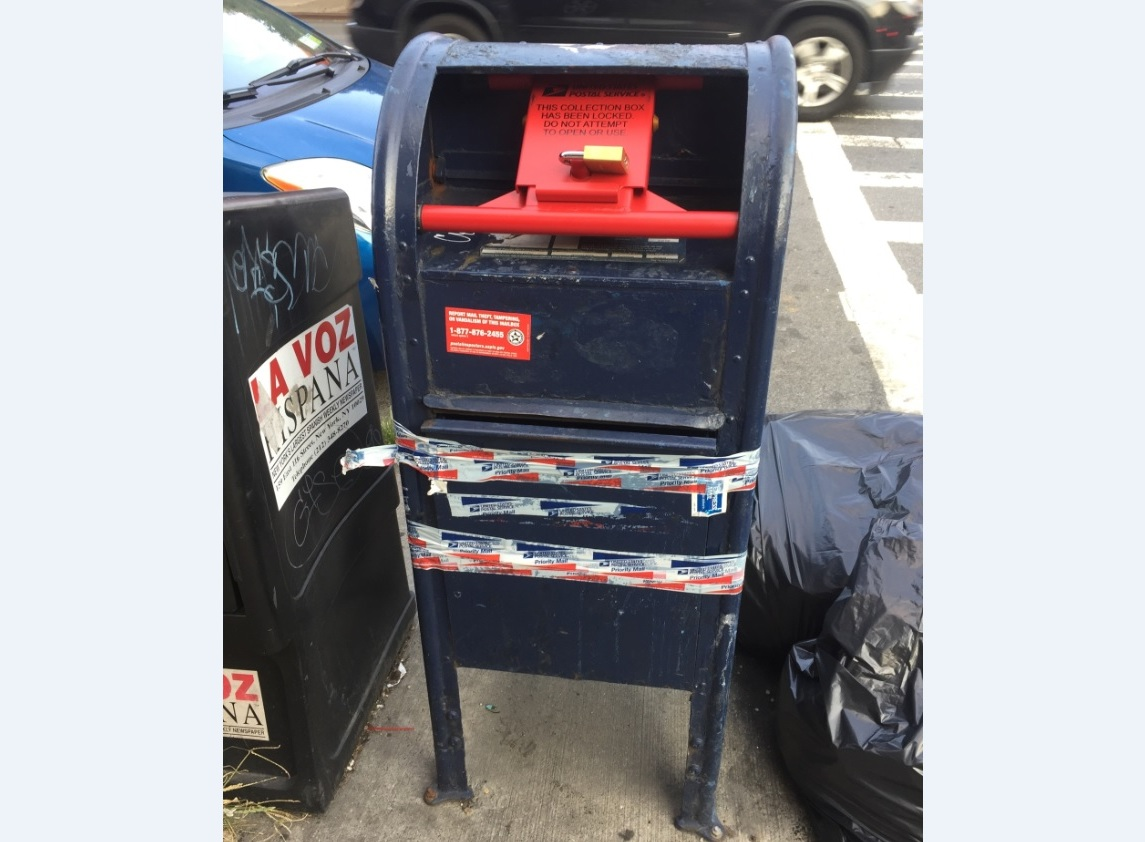 Roban $400 mil dólares en cheques sacados de buzones en Queens