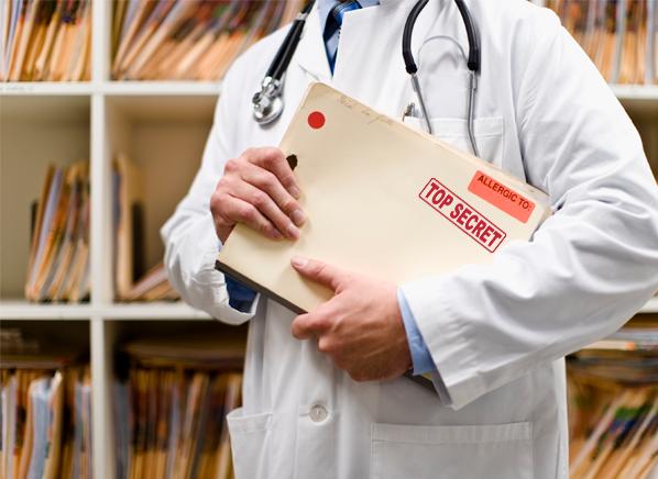 10 secretos para mantenerte a salvo en el consultorio médico