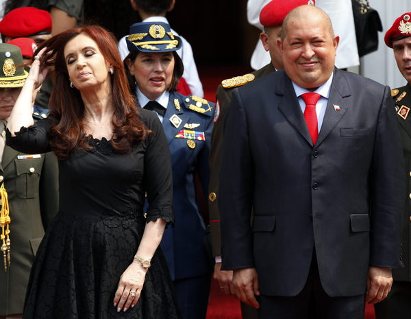 Hugo Chávez enfrenta un nuevo reto