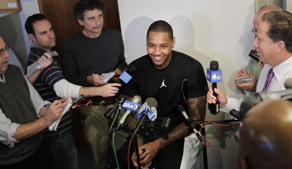 NBA: a sudar todo el mundo