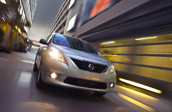 Nissan Versa: comodidad y economía