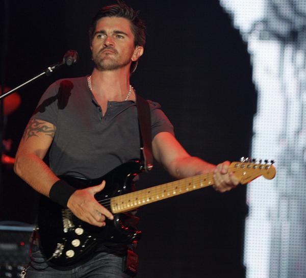 Juanes grabará especial acústico para MTV