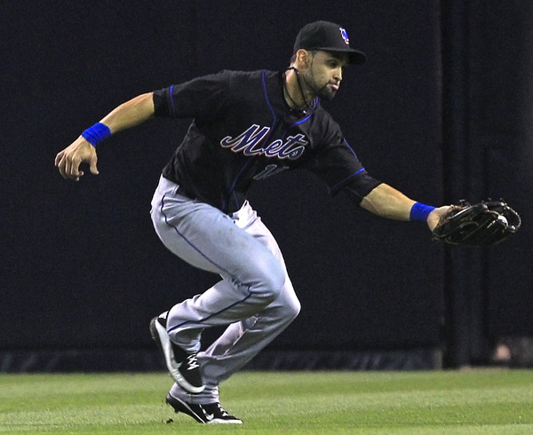 Los Mets cambian a Angel Pagán