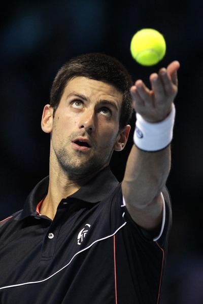 Récord el ingreso de Djokovic en el 2011