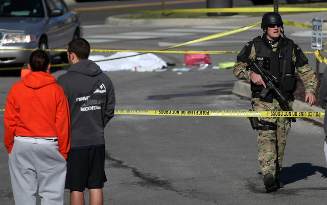 Muertos en tiroteo universitario