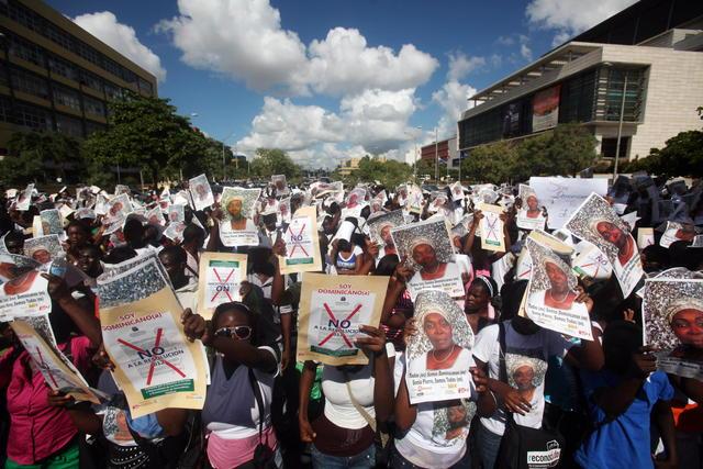 Descendientes de haitianos exigen nacionalidad en RD