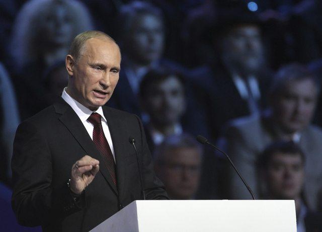 Putin acusa a EEUU de instigar  protestas