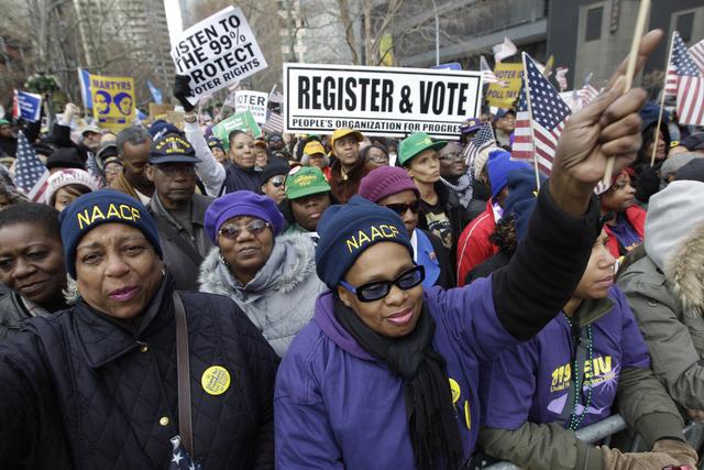 Exigen votación sin restricciones