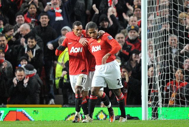 Man United deja atrás el fracaso
