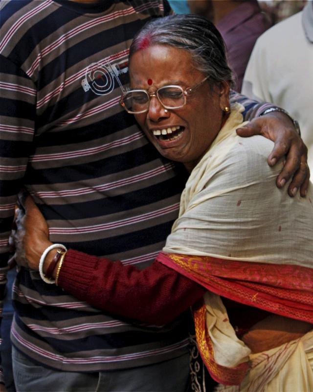 Hospital en India no tenía medidas de seguridad