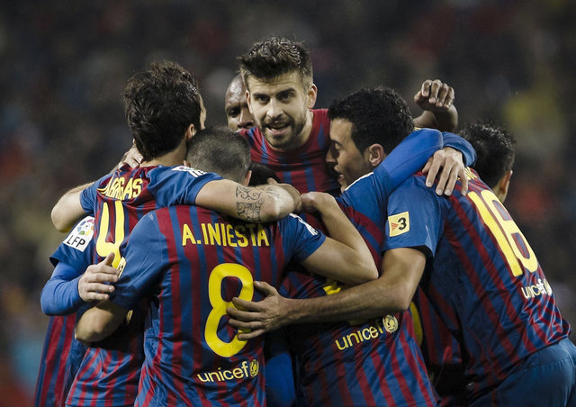Barcelona en boca de todos