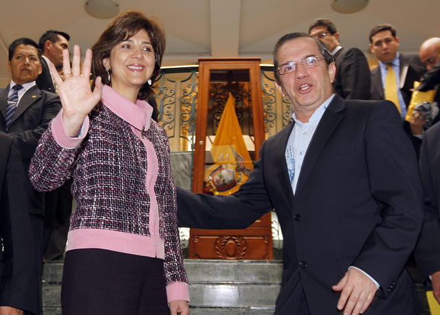 Preparan visita de Santos a Ecuador