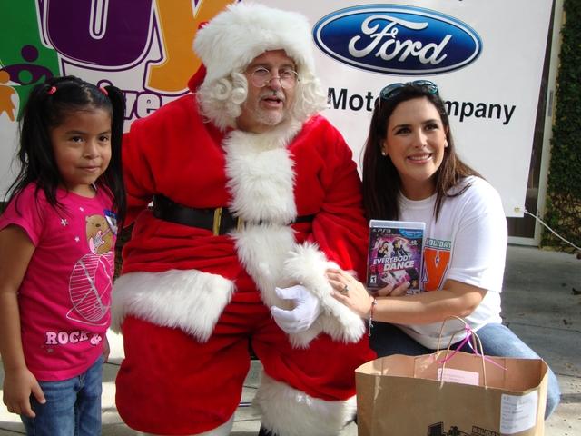 Raúl de Molina: un Santa Claus muy especial